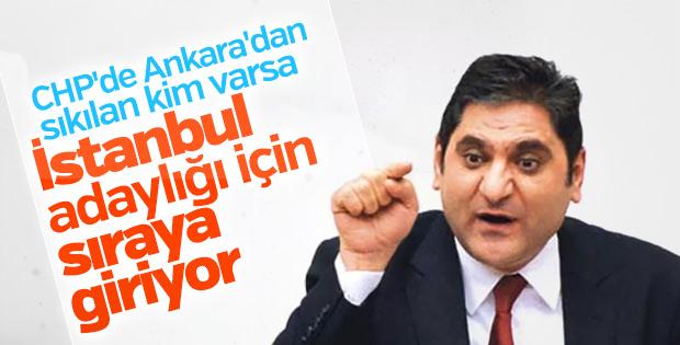Aykut Erdoğdu İstanbul için Kılıçdaroğlu ile görüştü