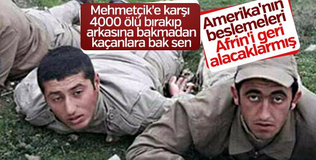 YPG'nin hedefinde Afrin var