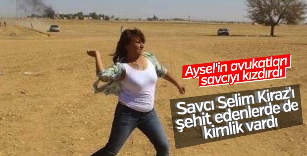 Aysel Tuğluk'un avukatları savcıyı kızdırdı