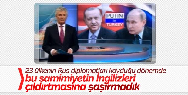 Türkiye-Rusya yakınlaşması İngilizleri kıskandırdı
