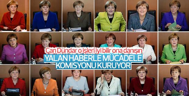 Almanya'da hükümet yalan haberle mücadele edecek