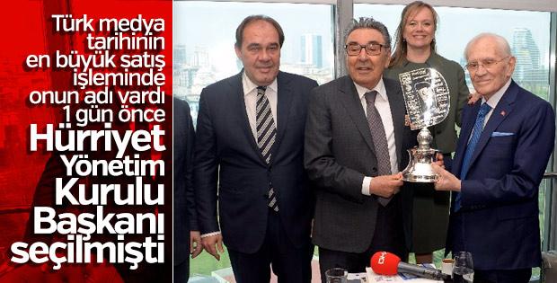 Erdoğan Demirören'in hayatı