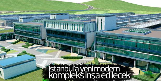 İstanbul'a yeni meyve ve sebze hali inşa edilecek