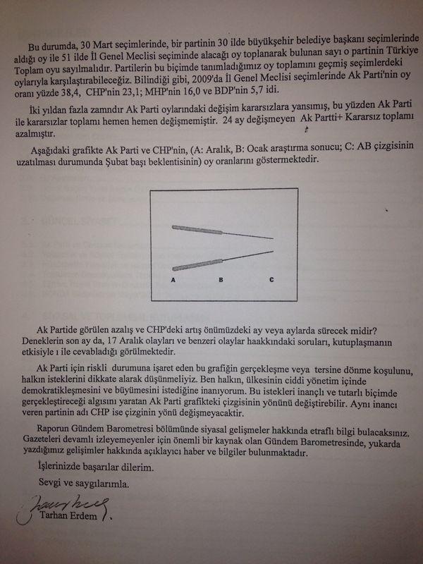 KONDA'nın yalanladığı anketin belgesi - izle