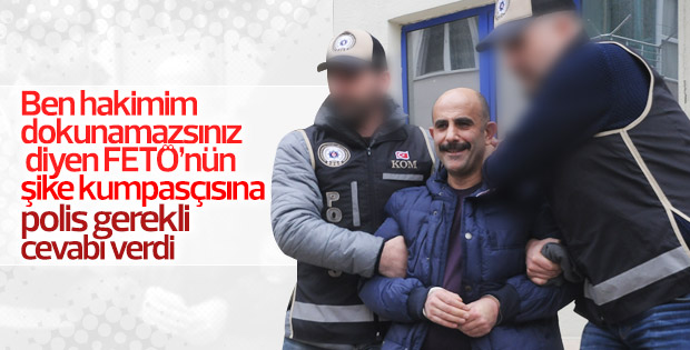 FETÖ'cü Mehmet Ekinci yakalandı