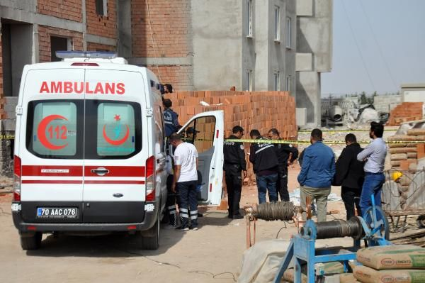 13'üncü kattan düşen işçi hayatını kaybetti