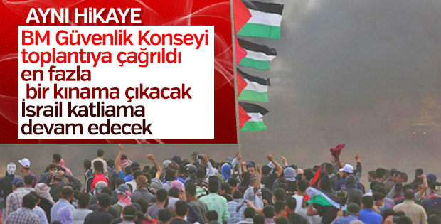 BM Güvenlik Konseyi'ne Gazze için acil toplanma çağrısı