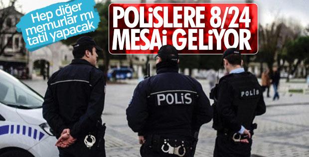 Soylu: Polislerin yaşam standartları temel sorumluluğumuz