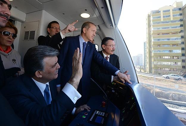 Ankara-Sincan metro hattı bir hafta ücretsiz