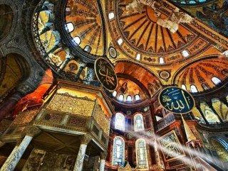50 dünya harikası listesinde Ayasofya ilk 10'da - Foto