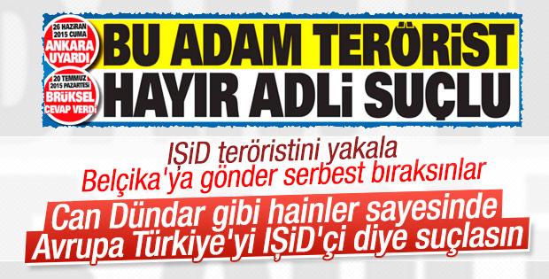 Türkiye'den Belçika'ya 2 kez canlı bomba uyarısı yapıldı