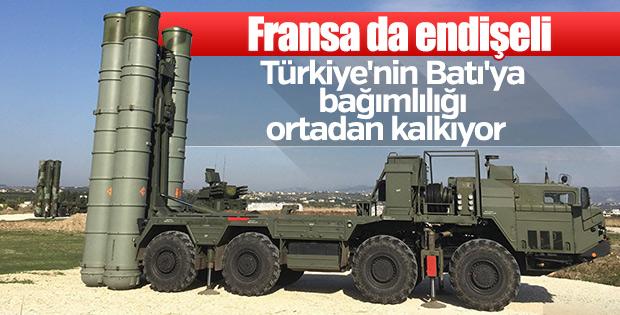 Türkiye'nin S-400 alımı Fransız medyasında