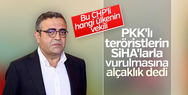 CHP'li Sezgin Tanrıkulu'na göre PKK'lı öldürmek alçaklık