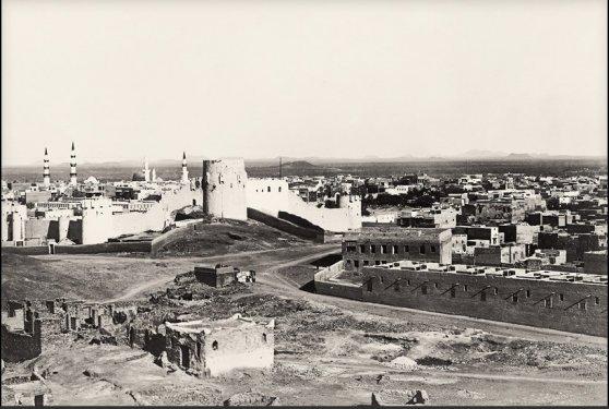Fahrettin Paşa'nın çektiği 10 Medine fotoğrafı