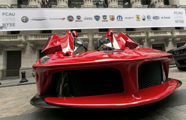 En Pahalı Ferrariyi Bir Türk Satın Aldı