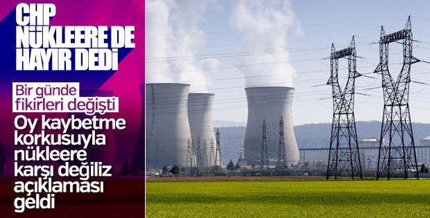 Akkuyu Nükleer Santrali CHP'de kafaları karıştırdı