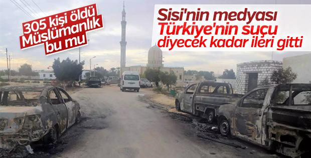 Cumhurbaşkanı Erdoğan terör destekçisi olarak gösterildi