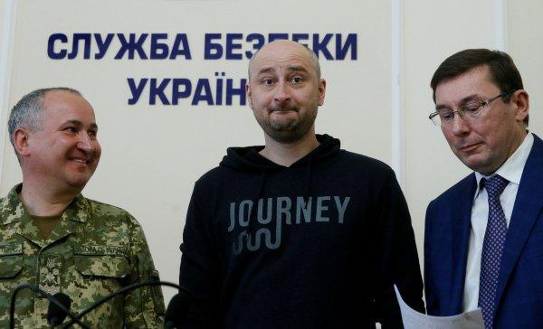 Rus gazeteci Arkady Babchenko: biyografi ve fotoğraflar 39