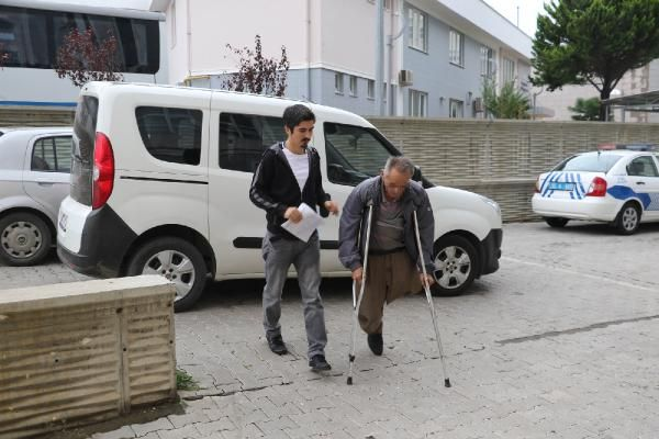 Escobar amca Ankara yolunda yakalandı