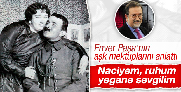 Murat Bardakçı Enver Paşa'nın mektuplarını anlattı