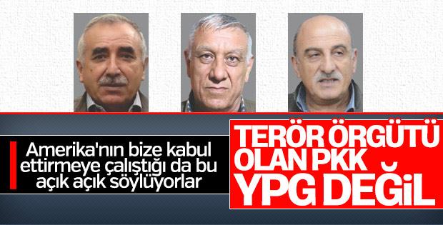 ABD: YPG'yi terör örgütü olarak tanımlamıyoruz