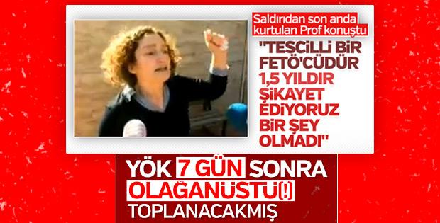 YÖK, Eskişehir'deki katliamla ilgili olağanüstü toplanacak