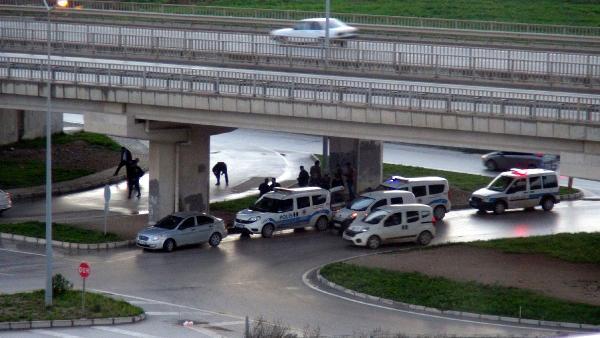 Hatay'da Suriyeliler film gibi operasyonla yakalandı