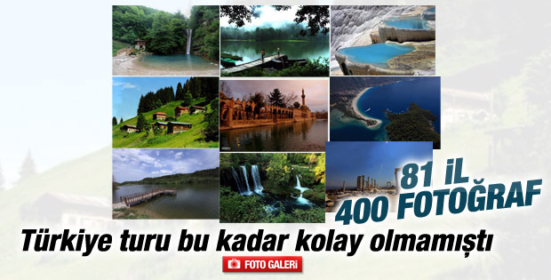 81 ilden fotoğraflarla Gizem Dolu Anadolu Sergisi
