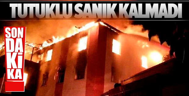 Aladağ'daki yurt yangını davası: Tutuklu sanık kalmadı