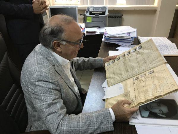 Milletvekili 50 yıl sonra aynı sıraları ziyaret etti