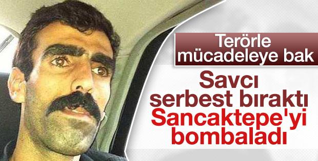 Serbest kalan PKK'lı saldırı düzenledi