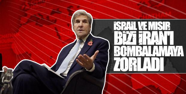 John Kerry'den İran itirafı
