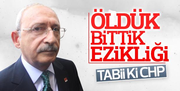 Kılıçdaroğlu'ndan AP'nin Türkiye kararı hakkında ilk yorum