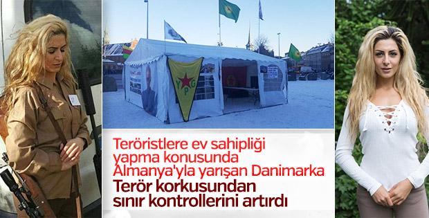 Danimarka'da terör korkusu hakim