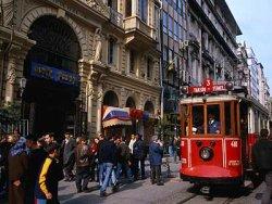 Beyoğlu'nda polis tacizi iddiası