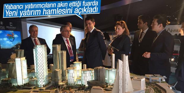 Murat Kurum: Yabancılar Anadolu'ya ilgi gösteriyor