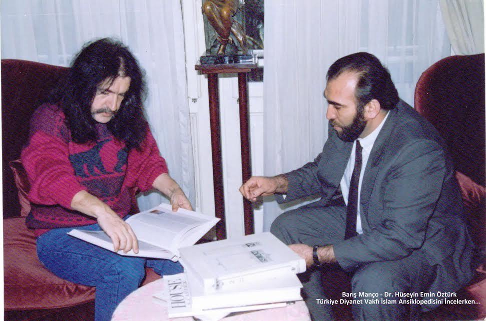 Hüseyin Emin Öztürk Barış Manço ile hatıralarını yazdı