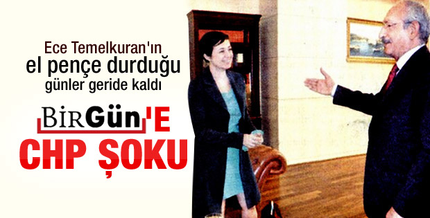 BirGün Gazetesi Kılıçdaroğlu'nun toplantısına çağrılmadı