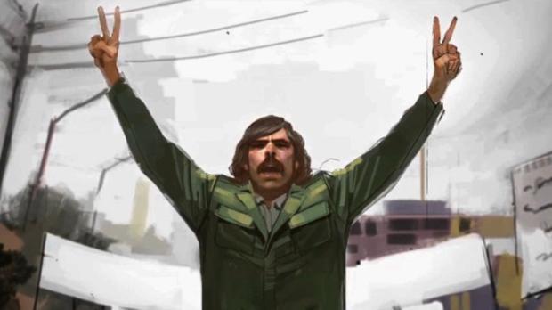 İran Devrimi bilgisayar oyunu oldu; 1979 Revolution
