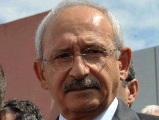 CHP Lideri Kılıçdaroğlu  Wall Street Journal'e konuştu