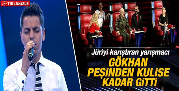 O Ses Türkiye'de Nizamettin Safa jüriyi birbirine düşürdü