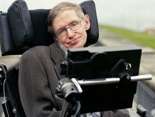 Stephen Hawking Suriye için bir makale yazdı