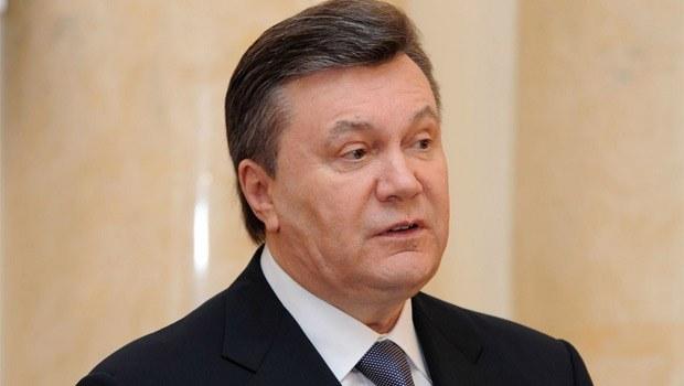Ukrayna'nın kaçak başkanı Yanukoviç'den ilk açıklama