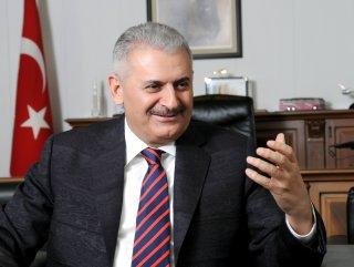 Ak Parti İzmir Adayı Binali Yıldırım: Başbakan'a kefilim