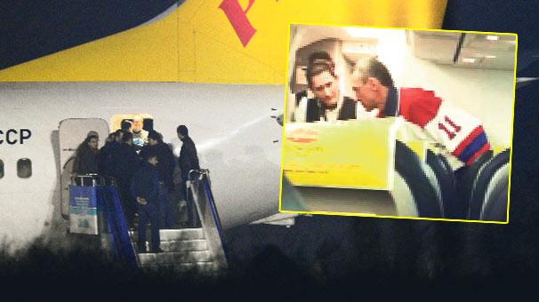 Uçak kaçırma olayının detayları ortaya çıktı