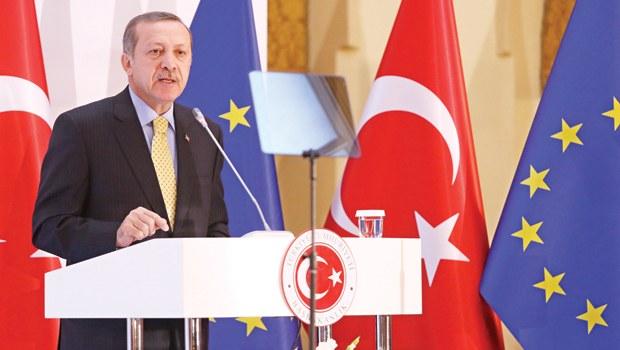 Times: Türkiye'nin AB'ye üyelik süreci askıya alınabilir