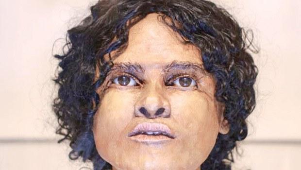 Bu kadının yaşı 1800