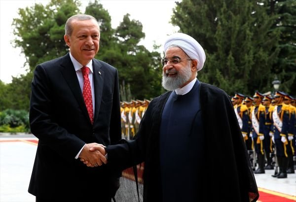 Turkey and Iran begin trading with national currencies
