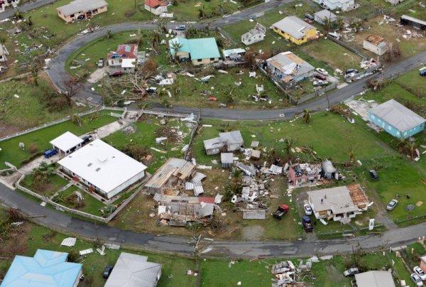 Porto Riko'da Maria kasırgası nedeniyle en az 4 bin 600 kişi hayatını kaybetti'