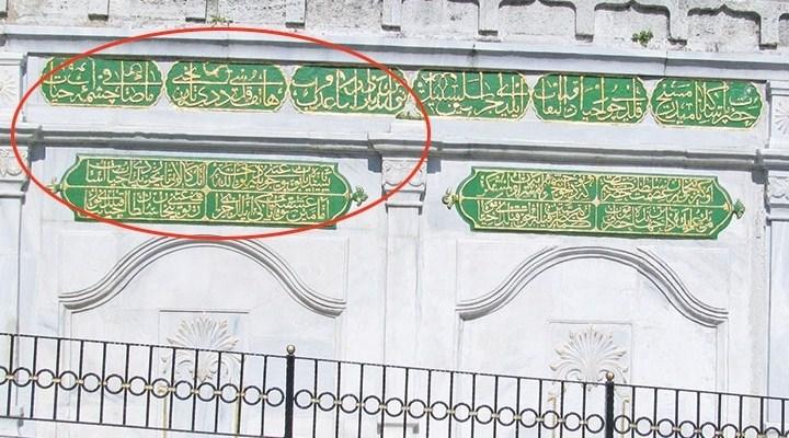 Mimar Sinan'ın eseri restorasyon esnasında tahrip edildi